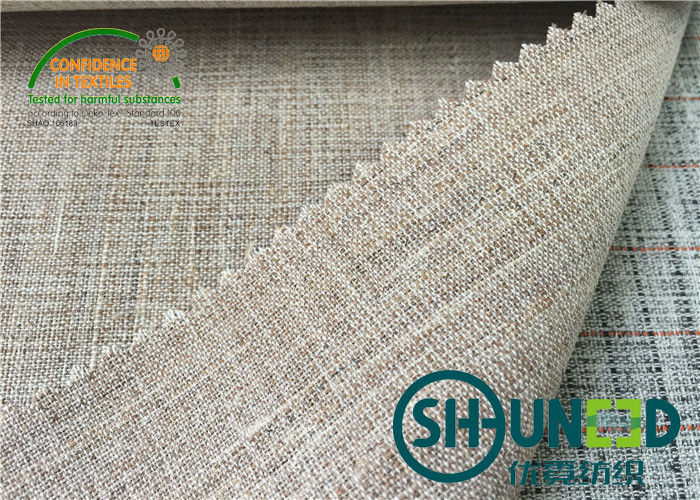 Goat Hair woven interfacing for jacket , Lining and Interlining with Smooth Handfeeling