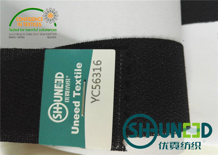 Double Dot Coating Elastic Waistband Lining And Interlining with Plain Weave